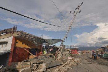 Catatan gempa Indonesia di tahun 2018