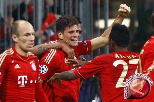 Bayern menang 3-1 PSG