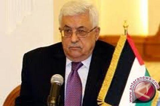 Presiden Palestina abbas kutuk persetujuan UU