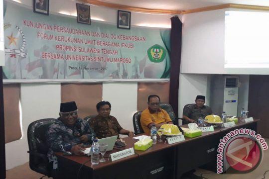FKUB - Pemkab Sepakat Pelihara Kerukunan Di Poso