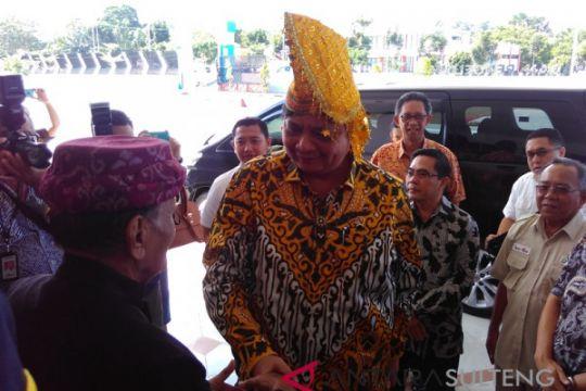 Menperin tinjau kawasan ekonomi khusus Palu (Vidio)