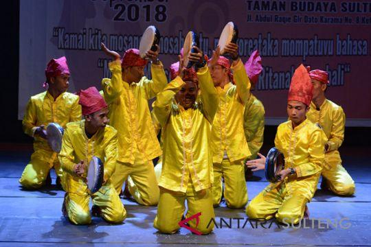 Festival drama berbahasa Kaili