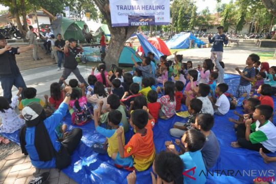 Kemensos-unicef percepat rehabilitasi anak korban gempa sulteng
