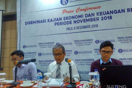 Tanggapan Bank Indonesia Sulteng terkait penghapusan kredit pascabencana