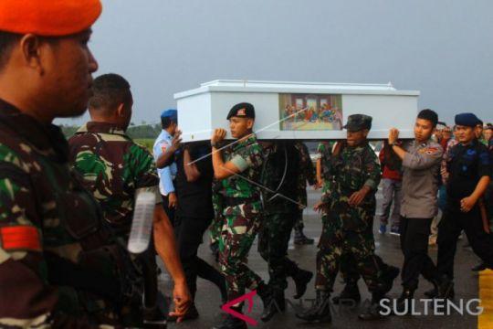 Tangis haru keluarga sambut jenazah penembakan Papua