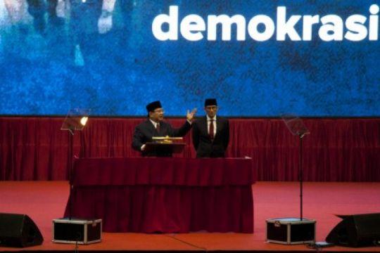 Prabowo: lima strategi reorientasi pembangunan