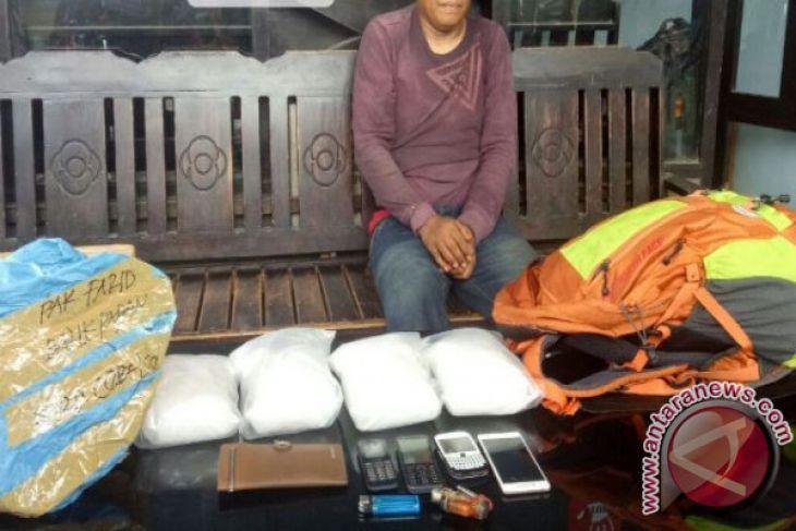 Polisi Tetapkan Dua Tersangka Narkoba Empat Kilogram