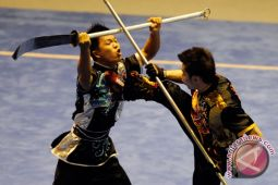 12 atlet wushu Sultra ikuti kejurnas Piala Raja