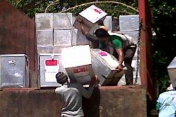 Logistik pilkada Kolaka rampung 95 persen