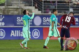 Barcelona gasak Eibar 4-0