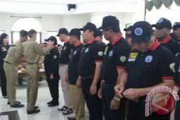 Wali Kota Baubau Kukuhkan Satgas Antinarkoba