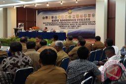 Gubernur: Triwulan III Fokus Penyelesaian Infrastruktur