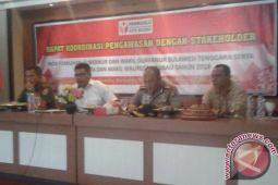 Polres Pastikan Pengamanan Pilkada Baubau 2018