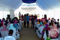 Sekda: Integrasi Kampung-KB Dorong Peningkatan Kesejahteraan Masyarakat