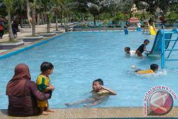 Objek Wisata Baubau Dipadati Pengunjung Tahun Baru