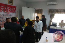 Pasangan Asmani-Syahrul Daftar ke KPU