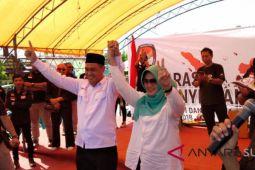 Dua kandidat bupati Kolaka siap kampanye damai