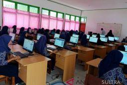 146 siswa SMPN Latambaga simulasi pelaksanaan UNBK