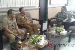 BKKBN Sultra-TNI tingkatkan kerja sama dukung kkbpk