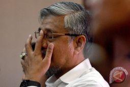 Gubernur Sultra Nur Alam divonis 12 tahun penjara