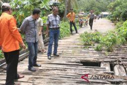 Warga Kolaka usulkan perbaikan jembatan