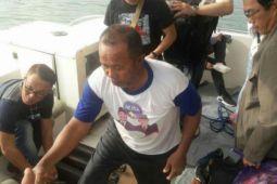 Nelayan tenggelam asal Batugong ditemukan selamat