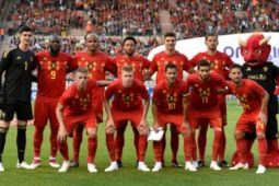 Belgia tundukan Panama di pertandingan pembuka Grup G