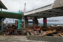 Terkendala, pembebasan lahan hambat pembangunan jembatan teluk Kendari