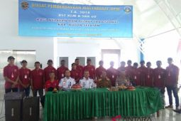 Nelayan Buton Selatan diklat keselamatan di laut