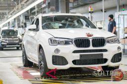 BMW tunda pengiriman X4 ke China karena masalah rem