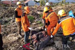 Relawan Sultra kembali temukan dua jenazah di Petobo