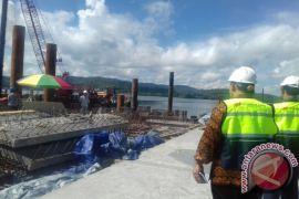 Pembangunan dermaga Kendari Newport capai 90 persen