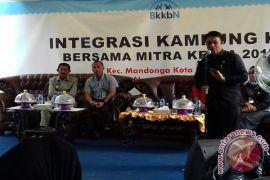 Sekda Kendari Resmikan Integrasi Kampung KB Labibia