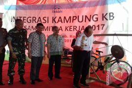 Bupati: Integrasi Kampung KB Dorong Kesejahteraan Masyarakat