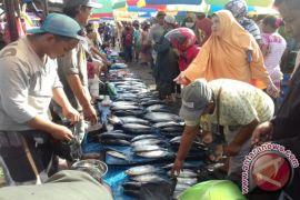 Melonjak, harga ikan dan sayuran di Baubau