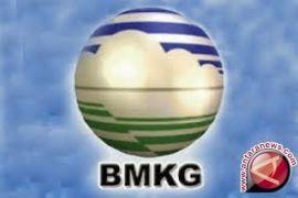 BMKG: cuaca wilayah Sultra hujan kategori pendek