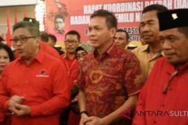 Hasto Kristiyanto buka rakerda PDIP Sultra