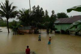 Hujan deras, sejumlah kawasan di Kendari banjir