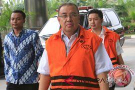Dua wali kota Kendari didakwa terima suap Rp6,798 miliar