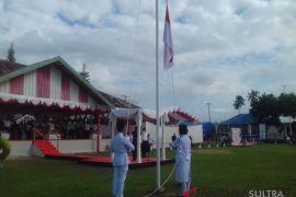 BUMN gelar upacara HUT RI di Molawe