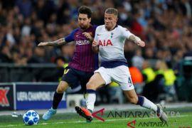 Krisis pemain belakang, Barcelona dekati Toby Alderweireld
