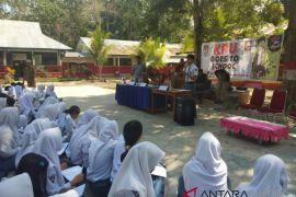 KPU Kolaka sosialisasikan Pemilu pada pemilih pemula