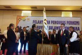 Pengurus Perkemi Sultra 2018-2022 resmi dikukuhkan