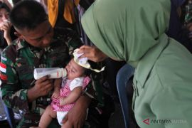 Pemberangkatam Prajurit TNI AD