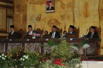 DPRD: rapat istimewah peringati HUT Sultra