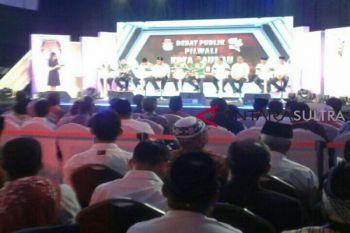 Debat Publik Pilkada Baubau