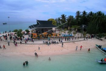 Wisata Pulau Bokori