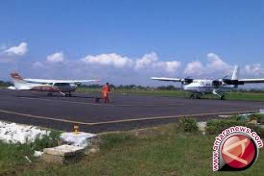 Rehabilitasi terminal bandara Baubau capai 35,45 persen