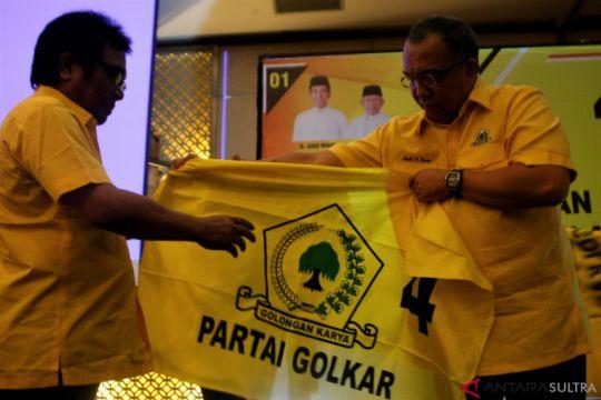 Pelantikan BAPPILU Partai Golkar Sultra