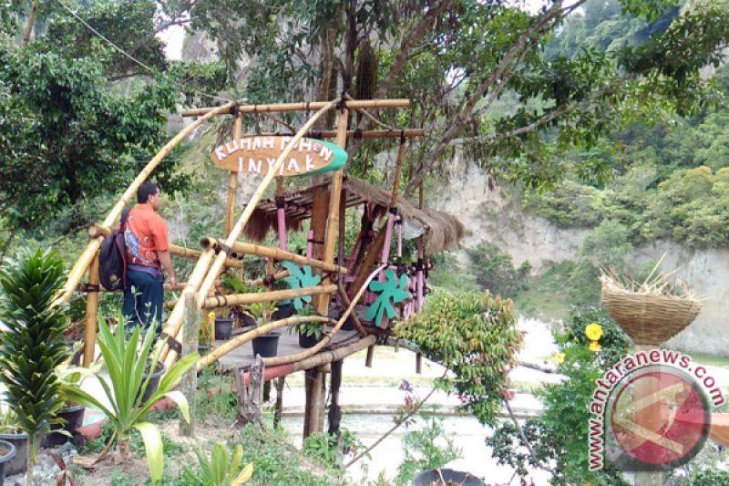 Ada Objek Wisata Baru Di Bukittinggi Namanya Rumah Pohon Inyiak